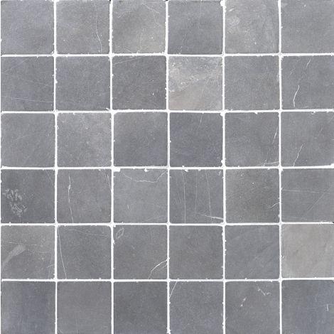 10x10 Marmormosaiik Square Light Grey