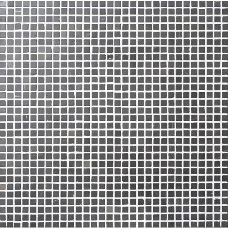 2x2 Marmormosaiik Square Light Grey