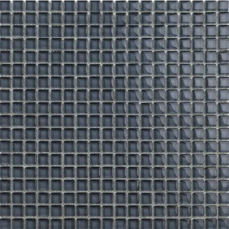 1,5x15 Klaasmosaiik Crystal Super Grey