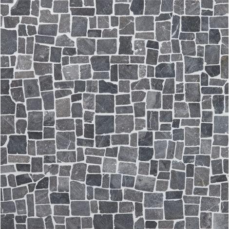 30x30 Marmormosaiik Roman Grey