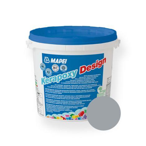Vuugisegu Kerapoxy Design Pearl Grey 720 3kg