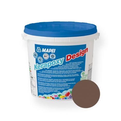 Vuugisegu Kerapoxy Design Dark Brown 731 3kg