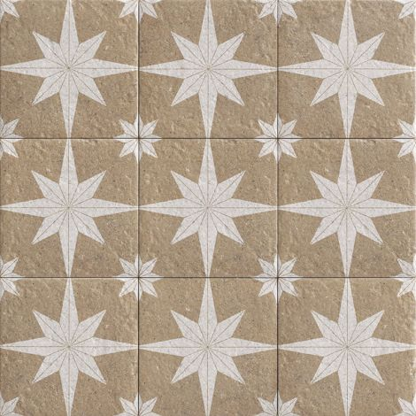 20x20 Keraamiline seina- ja põrandaplaat Compass Lava
