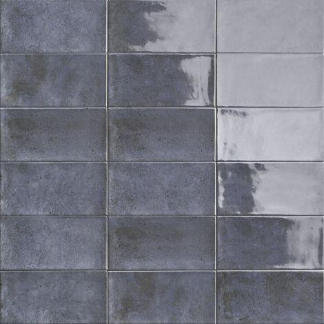 10x20 Keraamiline plaat CAMDEN AZURRO