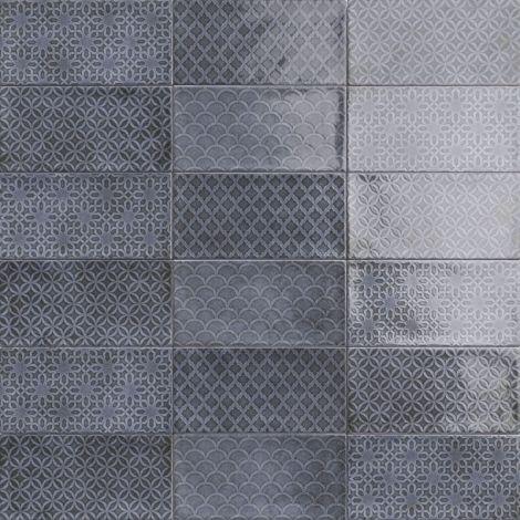 10x20 Keraamiline plaat CAMDEN DECOR AZURRO