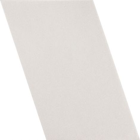 14x24 Rhombus White Smooth