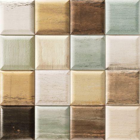 15x15 Keraamiline plaat SOHO MIX