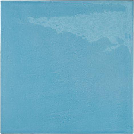 13,2x13,2 Village Azure Blue