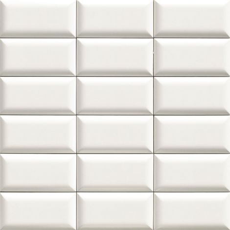 10x20 Keraamiline plaat BUMPY WHITE